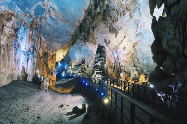 Động Thiên Đương đem đến những trải nghiệm mới cho du khách