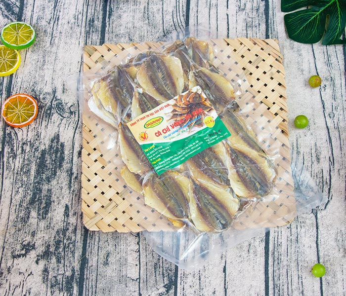 Cá chỉ vàng khô ngon nguyên liệu của nhiều món ăn