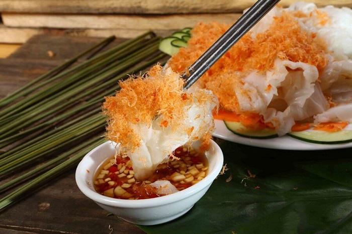 Ruốc tôm Quảng Ninh ăn với gì ?